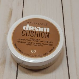 Maybelline Dream Cushion Liquid Foundation Onthego